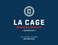La Cage de Repentigny 125, rue de La Fayette, Repentigny 450-585-2243