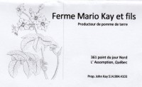 Ferme Mario Kay et fils
