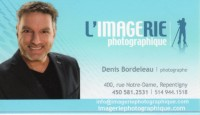 L'imagerie photographique